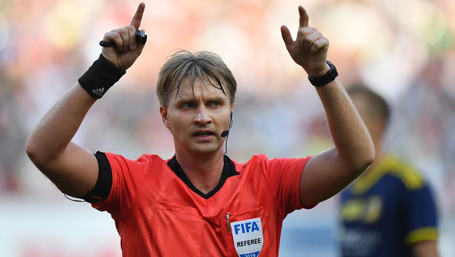 Спортивный юрист считает, что на карьере арбитра Лапочкина можно поставить крест