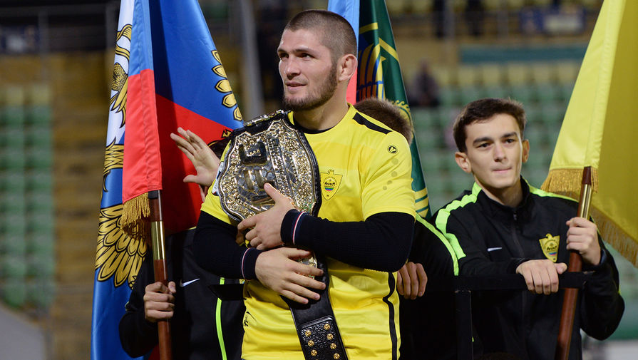 Кадыров предложил Хабибу любой гонорар за поединок с бойцами 'Ахмата'
