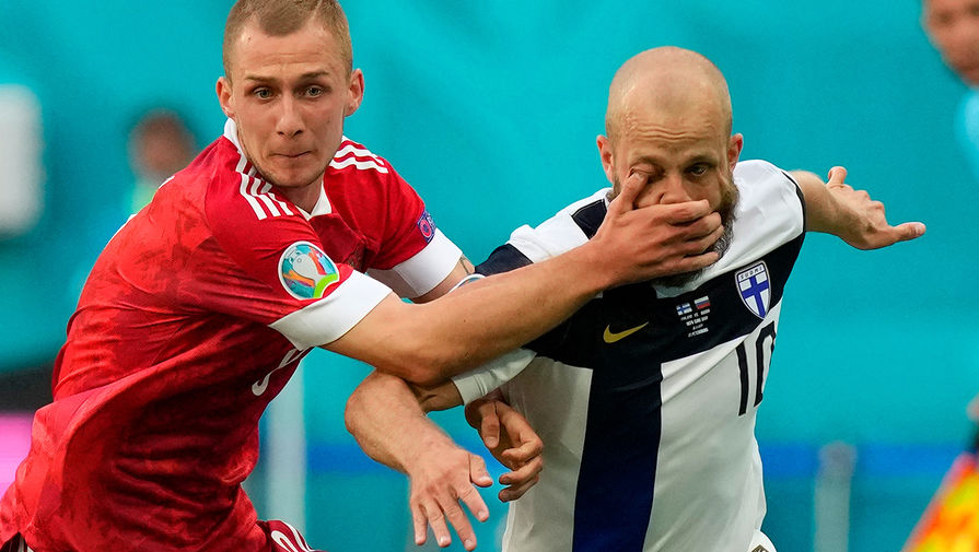 Актеру Баринову не понравилась игра сборной России в матче с Финляндией