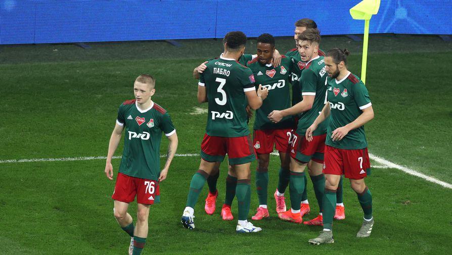 Бышовец оценил шансы 'Локомотива' занять второе место в РПЛ