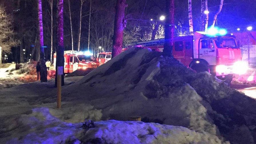 СК возбудил дело после взрыва газа в жилом доме в Татарстане