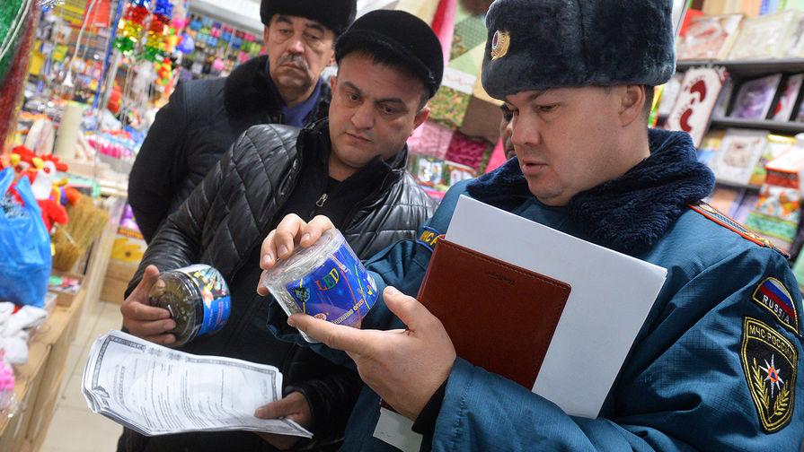 Сотрудники МЧС РФ получат видеорегистраторы для проверок