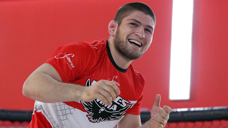 Президент мировой федерации MMA высказался о возможном участии Хабиба в Олимпиаде