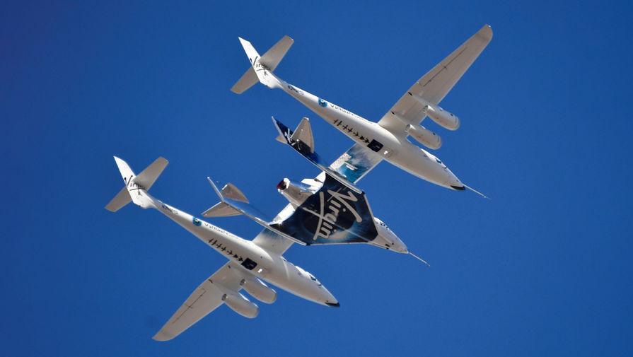 Маск поздравил Virgin Galactic с запуском корабля в космос