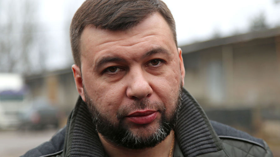 Глава ДНР назвал Минские соглашения 'вакханалией'