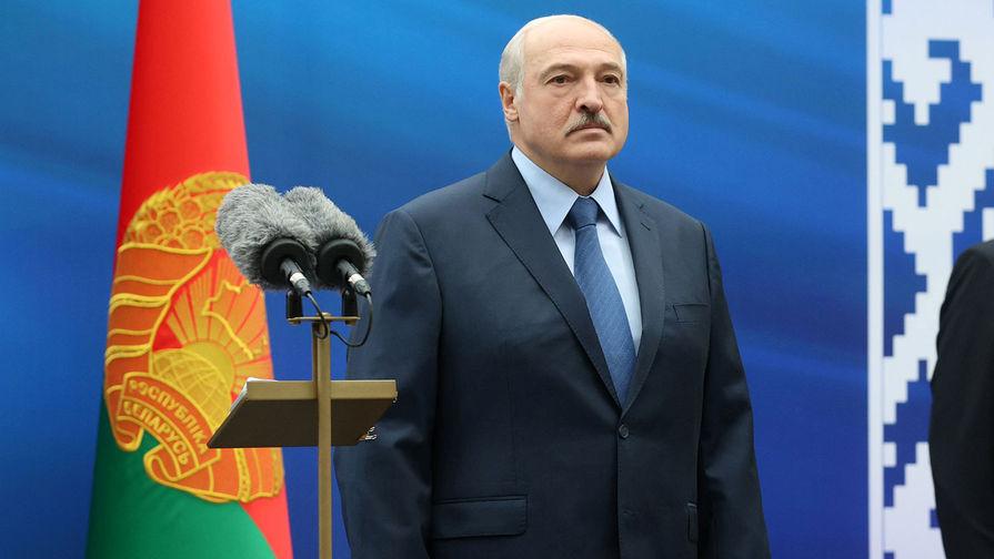 Лукашенко заявил о 'генетическом иммунитете' белорусов к нацизму