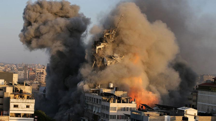 Израиль и Палестина опровергли данные о наземном вторжении