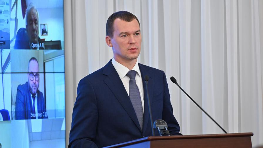 Дегтярёв взял на личный контроль расселение бараков в Хабаровске