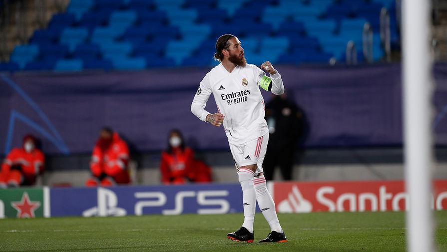 'Реал' вышел в четвертьфинал Лиги чемпионов