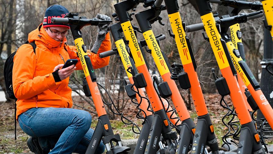 Минтранс предлагает запретить использование электросамокатов тяжелее 35 кг на тротуарах