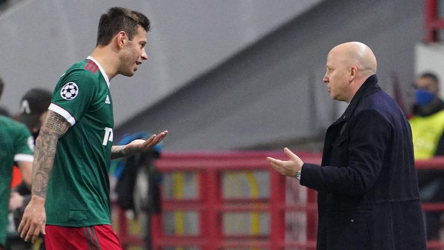 Николич может покинуть 'Локомотив' из-за политики нового руководства