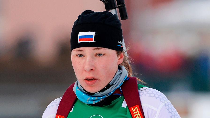 Ушкина не знает, останется ли она в сборной России