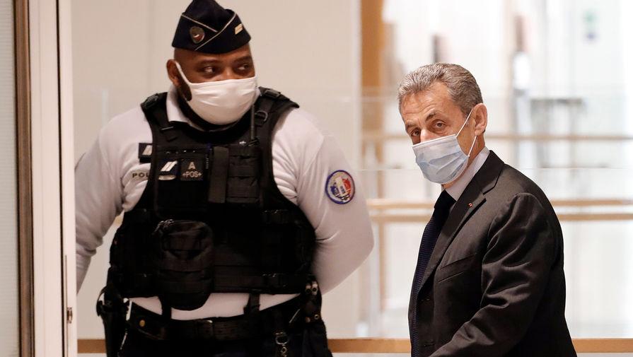 Саркози сможет отбыть тюремный срок дома