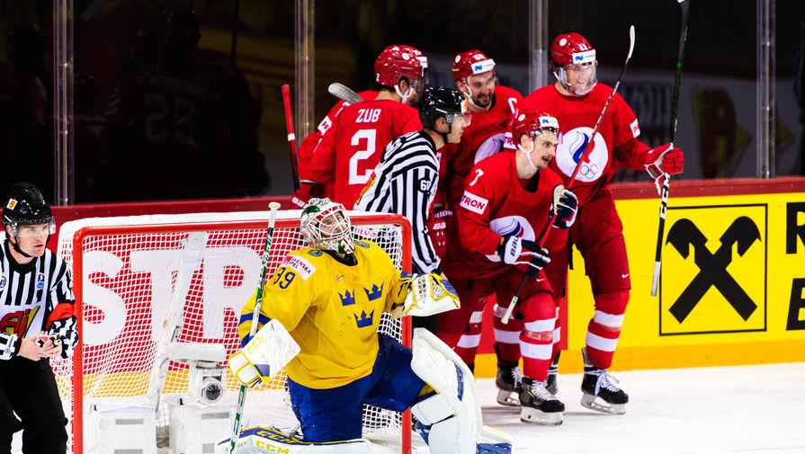 Почетный вице-президент ФХР заявил, что сборная России - приятный сюрприз на ЧМ по хоккею