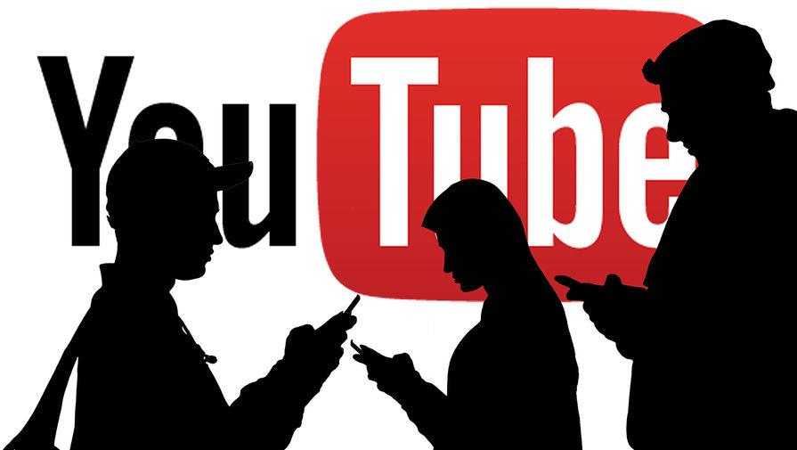 Роскомнадзор: YouTube не удалил почти шесть тысяч запрещенных материалов