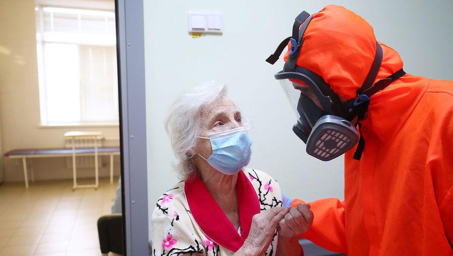В России выявлено 8 937 новых случаев коронавируса