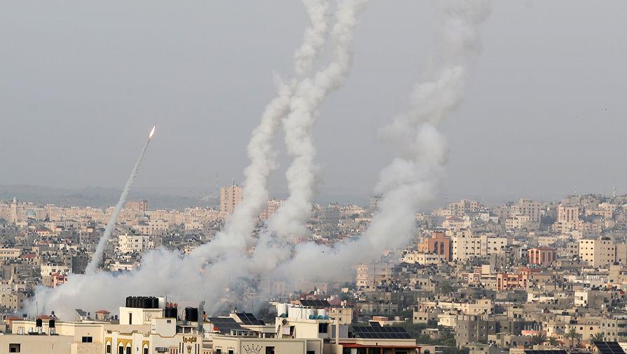 ХАМАС объявил о запуске более 100 ракет по Тель-Авиву