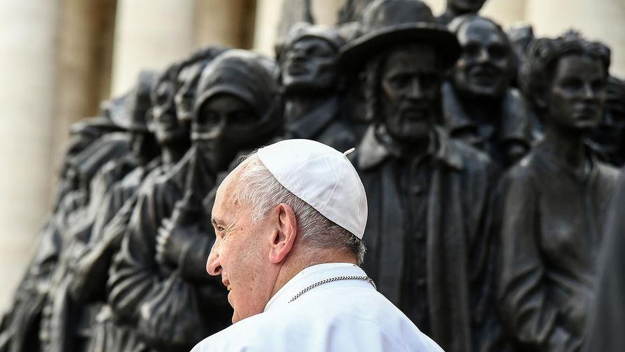 Компания Fisker планирует сделать электрокар для папы Римского