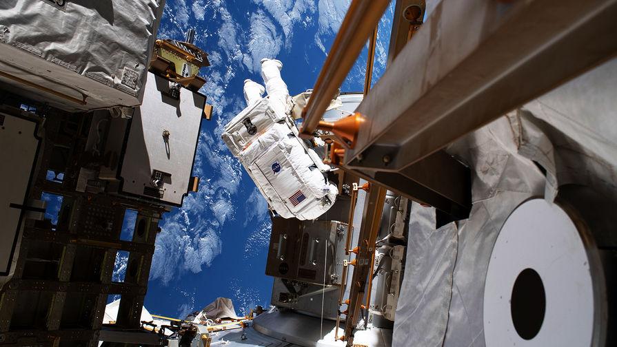 С МКС выбросили самый тяжелый мусор в истории
