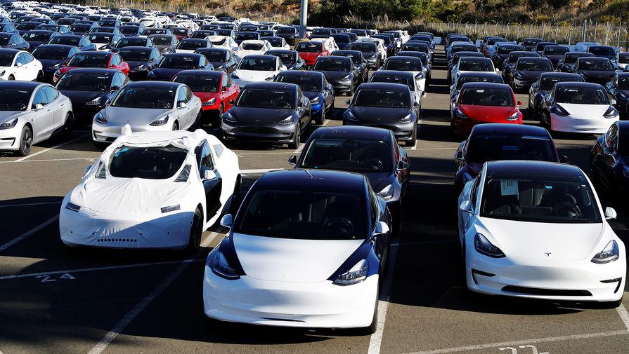 'Ъ': Россия вернет пошлину на ввоз электромобилей