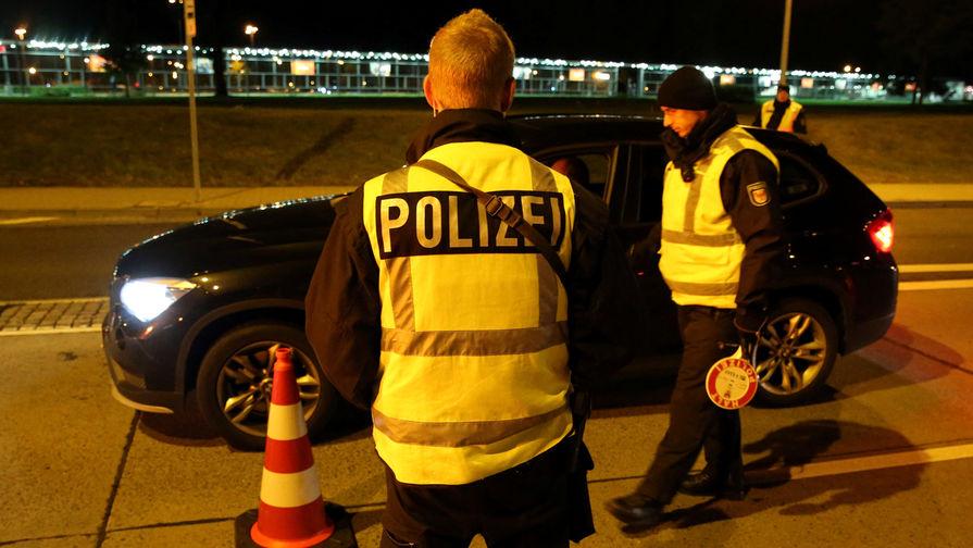 Три человека ранены при стрельбе в центре Берлина