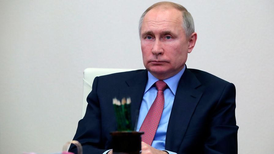 Путин отметил нехватку рабочих рук в целых отраслях экономики России