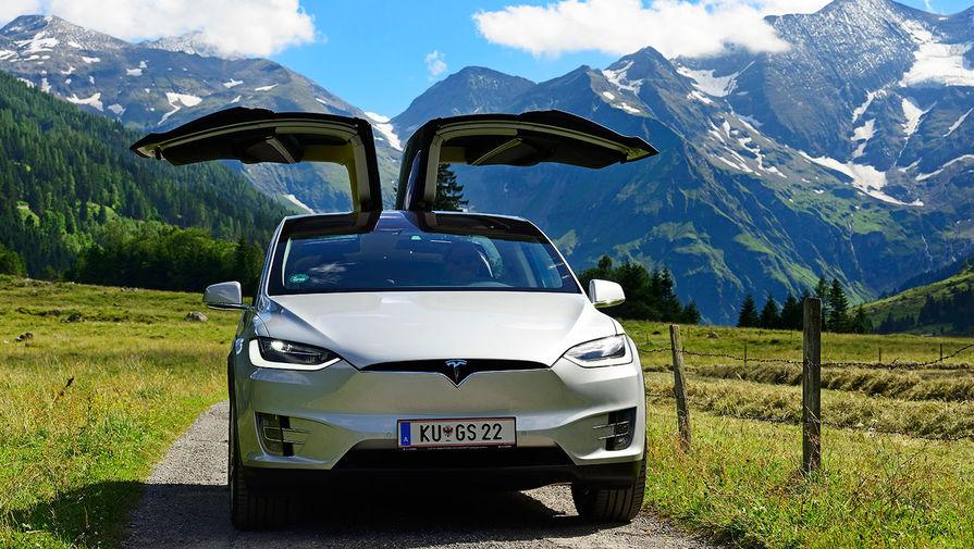 Минпромторг не обсуждал с Маском строительство завода Tesla в России
