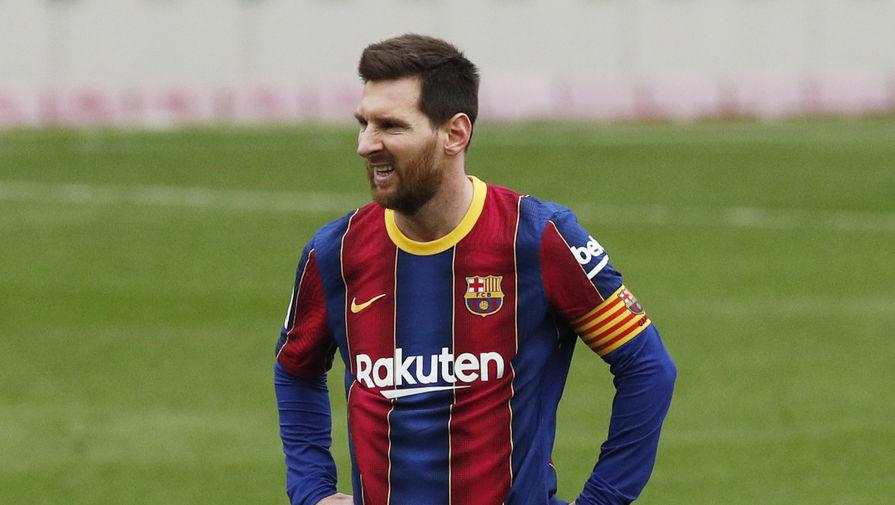 Голы Дембеле и Месси помогли 'Барселоне' победить 'Севилью'