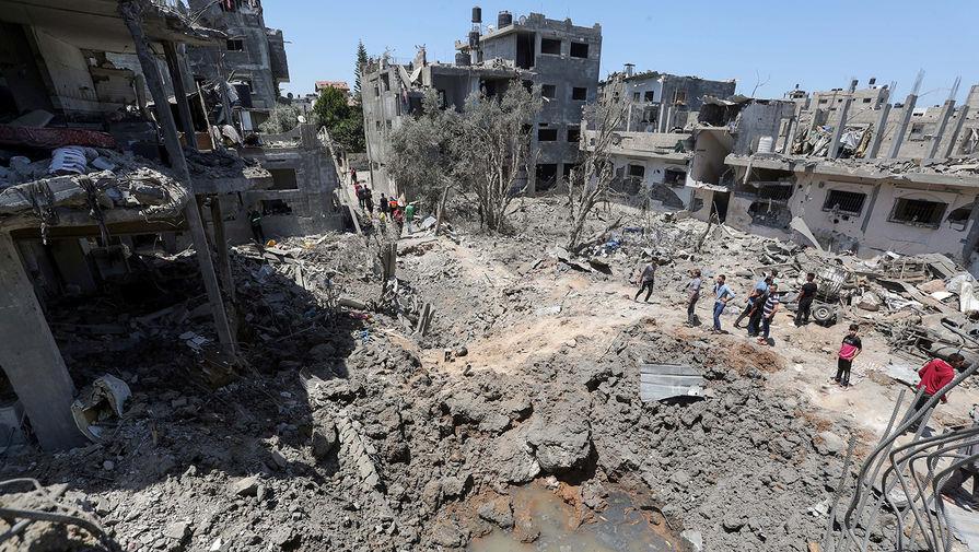 Армия Израиля сообщила о ликвидации сети тоннелей ХАМАС в секторе Газа