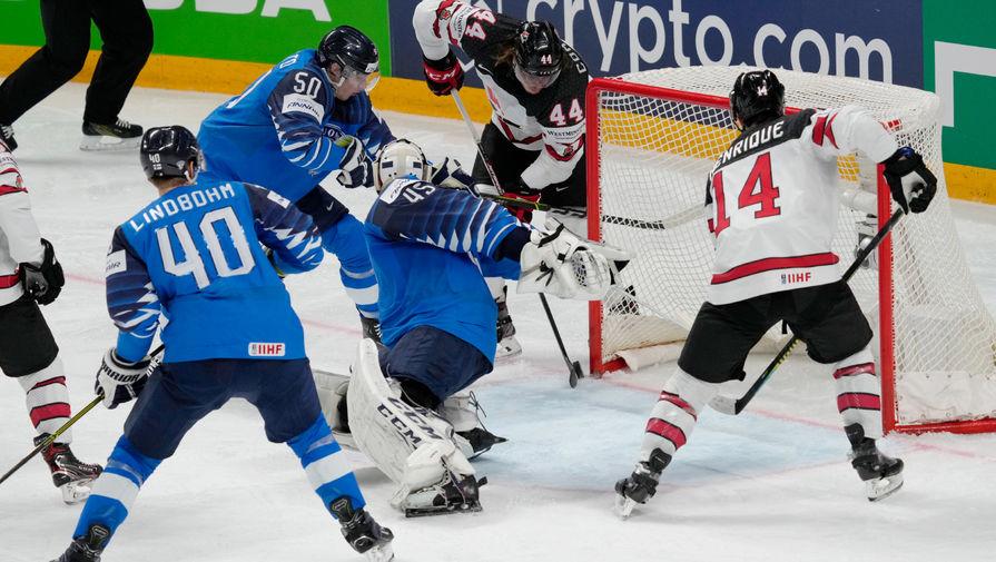 Российские хоккеисты не попали в символическую сборную чемпионата мира