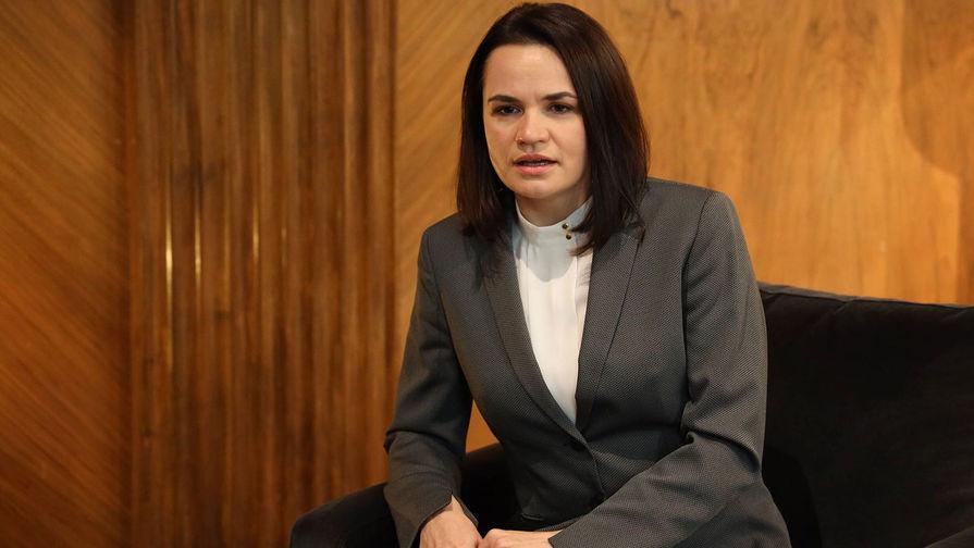 В команде Тихановской отвергли обвинения в организации беспорядков в Белоруссии
