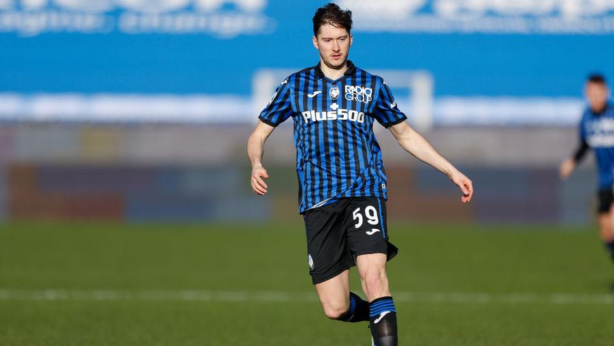 Миранчук - первый игрок 'Аталанты', который забил на крупном турнире с 1990 года