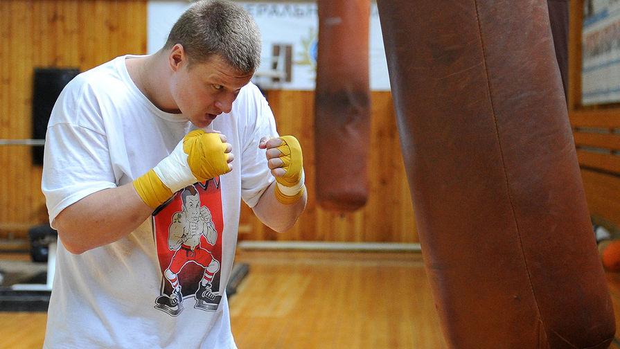 Поветкин заявил, что он никогда не принимал допинг