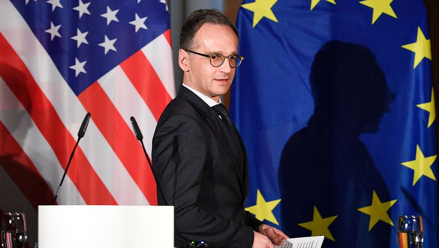 МИД Германии продолжит переговоры с США по 'Северному потоку - 2'
