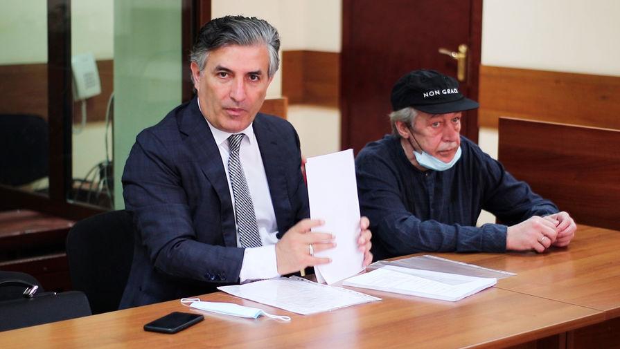 Суд приговорил лжесвидетеля по делу Ефремова к исправительным работам