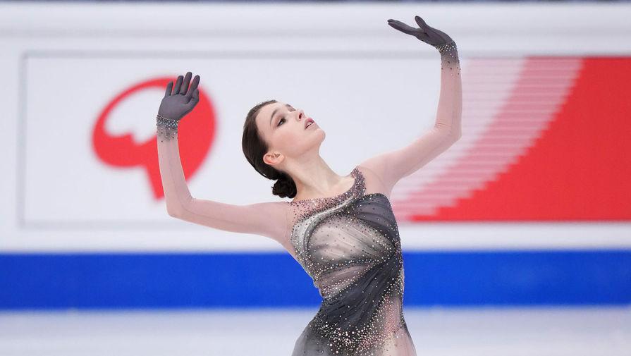 Щербакова поделилась ожиданиями от командного чемпионата мира