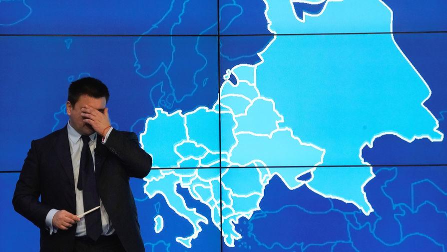 Климкин счел 'ударом под дых' отказ США от санкций против Nord Stream 2 AG