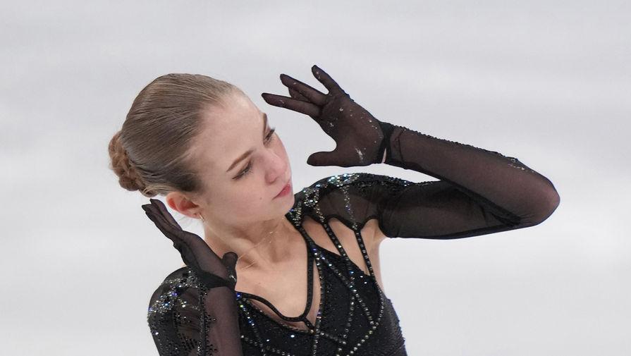 Трусова считает себя готовой к взрослому фигурному катанию