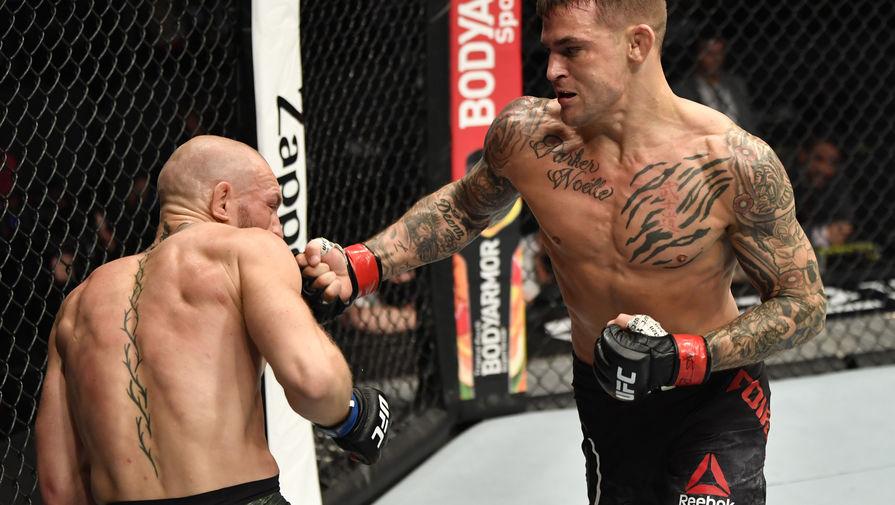 Макгрегор рассказал о плохом самочувствии в конце боя с Порье на UFC 257