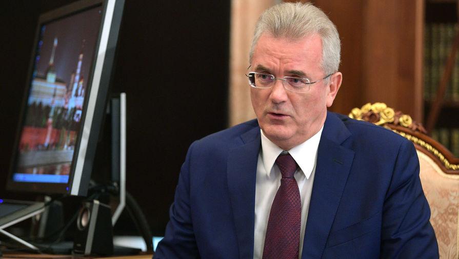В Пензе рассказали о работе правительства после задержания губернатора