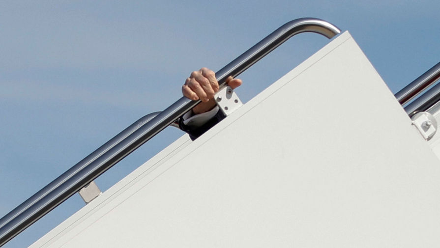 В Белом доме заверили, что Байден чувствует себя прекрасно