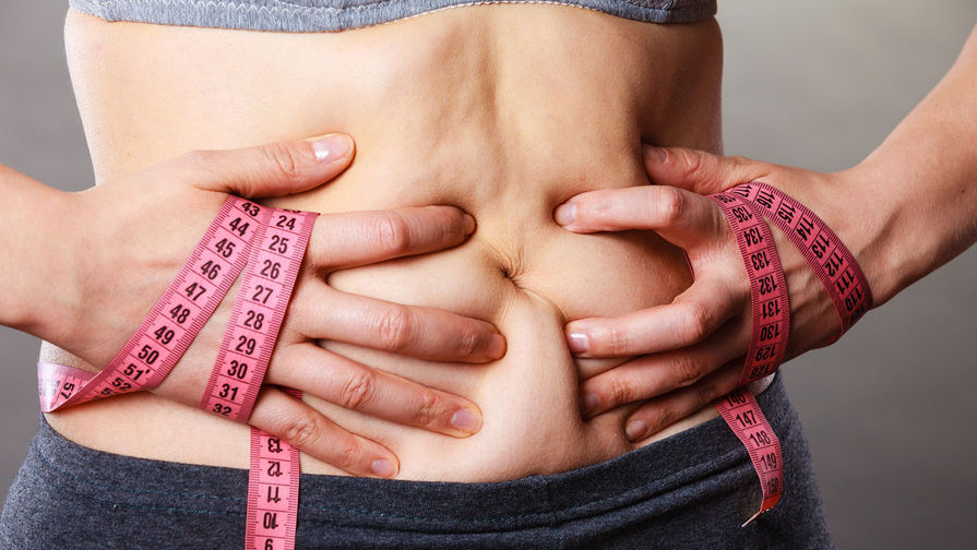 Диетолог назвала способ сбросить 'зимний жир'
