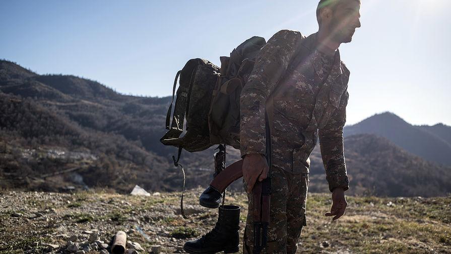 В Ереване заявили, что задержанные армянские военные не пересекали границу Азербайджана
