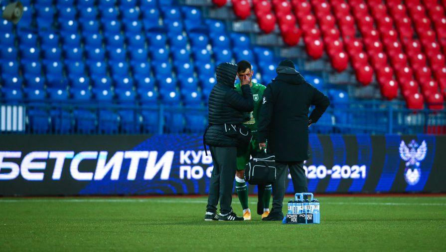 Игрок 'Рубина' Йевтич установил историческое достижение своей команды