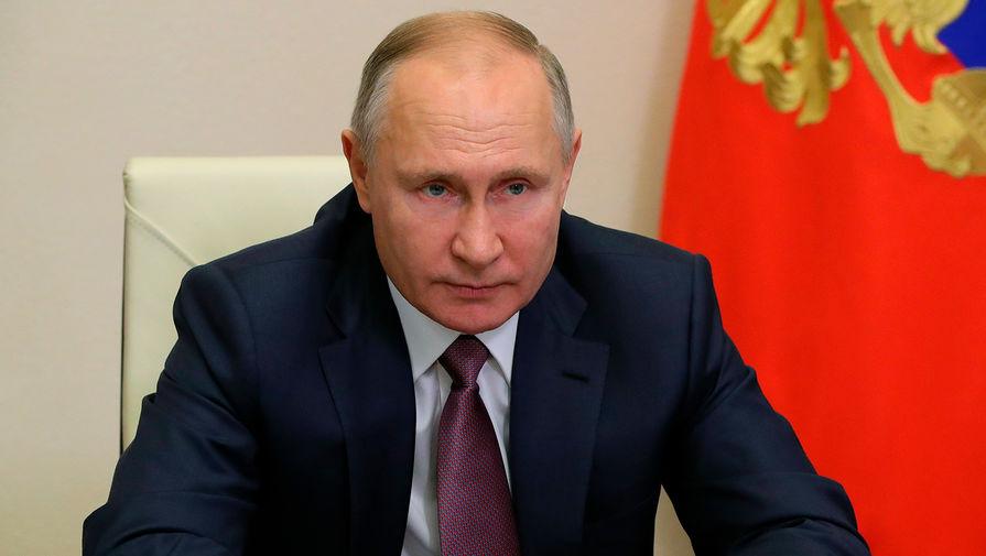 Путин оценил зарплату Героя труда словами 'маловато будет'