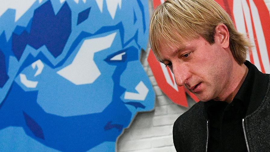 Гаджиев готов организовать бой между Плющенко и хореографом Тутберидзе