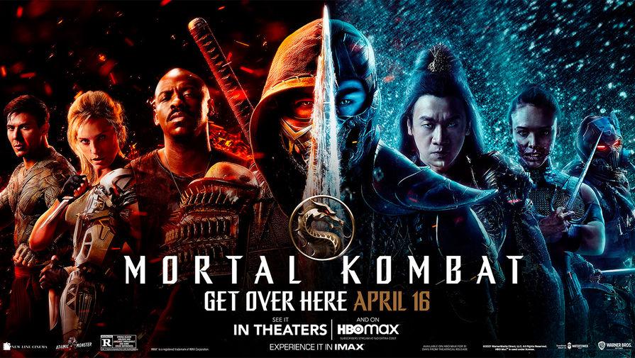 В новом трейлере фильма 'Мортал Комбат' показали кадры с бэкстейджем