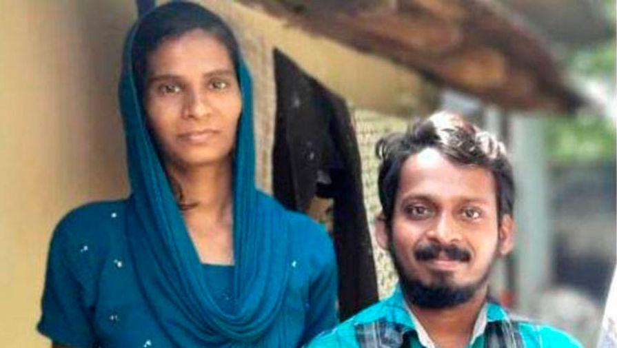 Мужчина в Индии 10 лет скрывал от семьи свою девушку, которая жила с ними в одной квартире