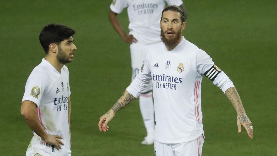 Стали известны стартовые составы 'Челси' и 'Реала' на полуфинал ЛЧ