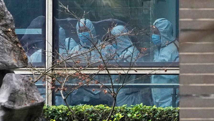 В ВОЗ допустили происхождение коронавируса вне Китая